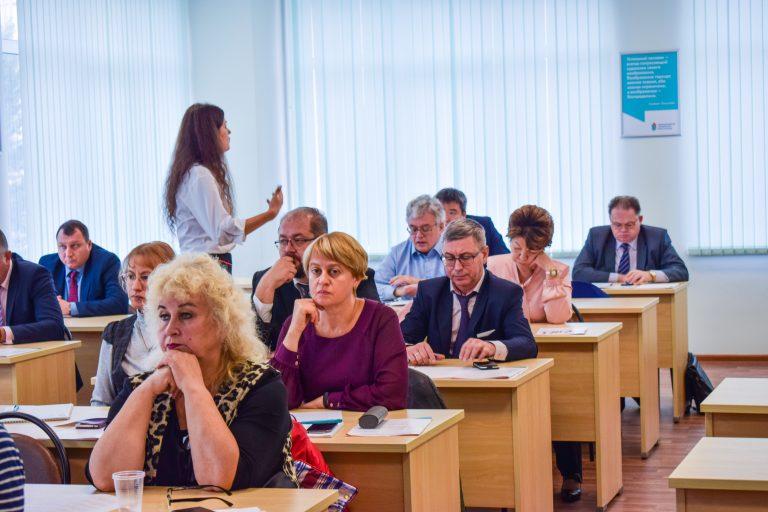 Бизнес-тренинг в ФМБЦ им А. И. Бурназяна